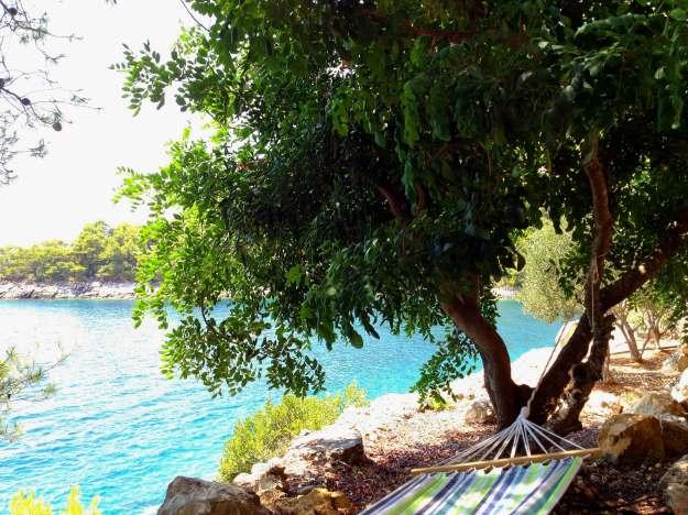 Wonderful Solitude at the Croation Sea Side